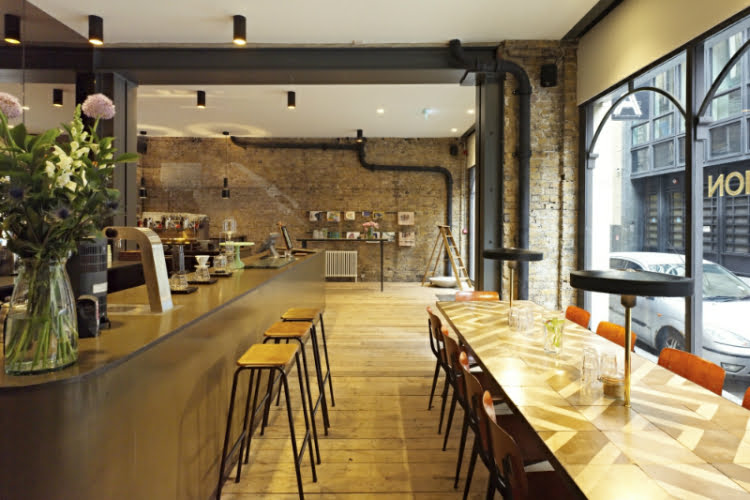 Association Coffee best coffee shops in London