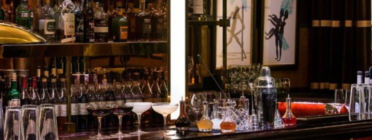 Brasserie Zédel Bar Américain - The Jazz Age Cocktail Bar Tour