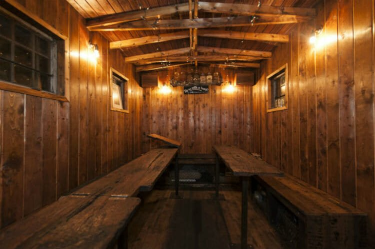 Caboose Private Dining