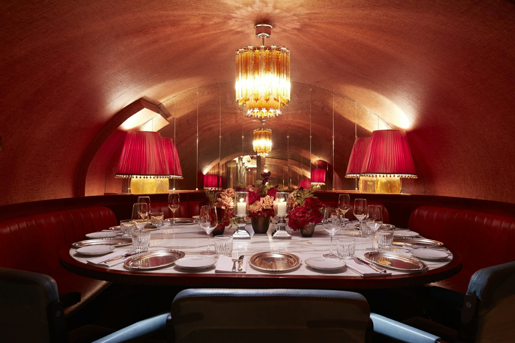 Gymkhana private dining room London