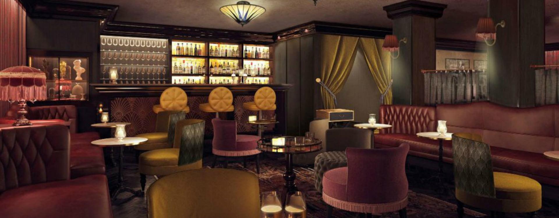 Do Not Disturb A New Art Deco Speakeasy Beneath The City