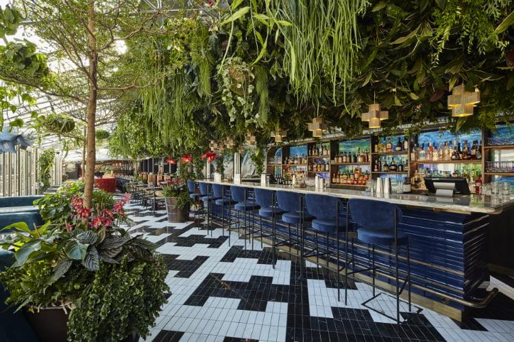 Sushisamba Covent Garden restaurants