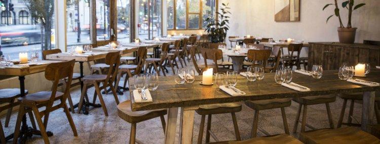 Perilla - best restaurant in every London neighbourhood