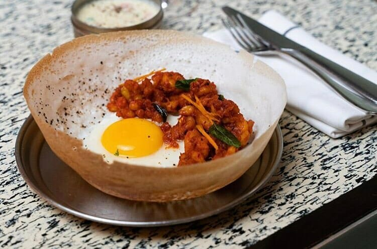 Bombay Bustle London brunch
