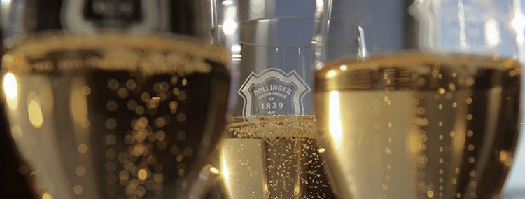 Champagne - date ideas in St James's