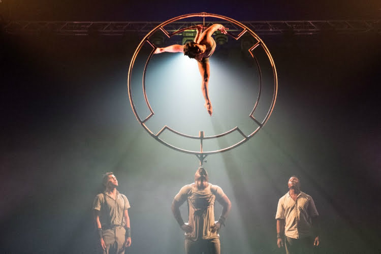 Circolombia - London theatre shows