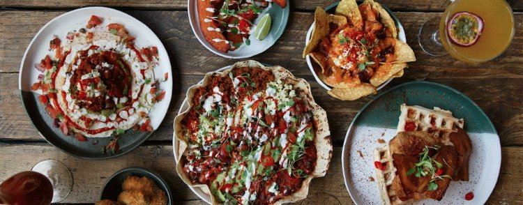 Club Mexicana - ultimate London brunch guide