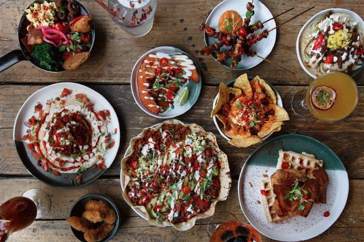 Club Mexicana - best vegan street food London