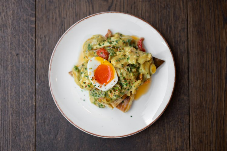 Fare Bar + Canteen brunch London