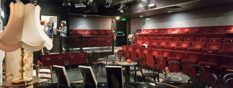 Jermyn Street Theatre - date ideas in St James's
