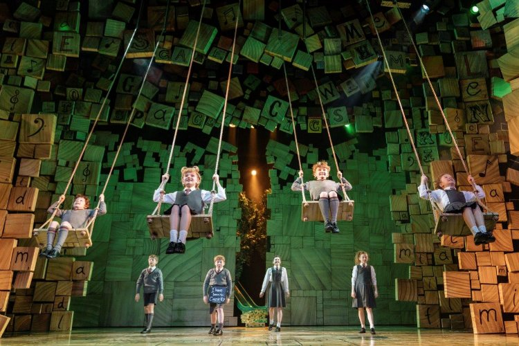 Matilda - London theatre shows playing now