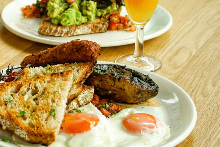 Mildreds Dalston - best brunch London