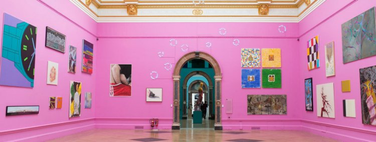 Royal Academy - date ideas in St James's