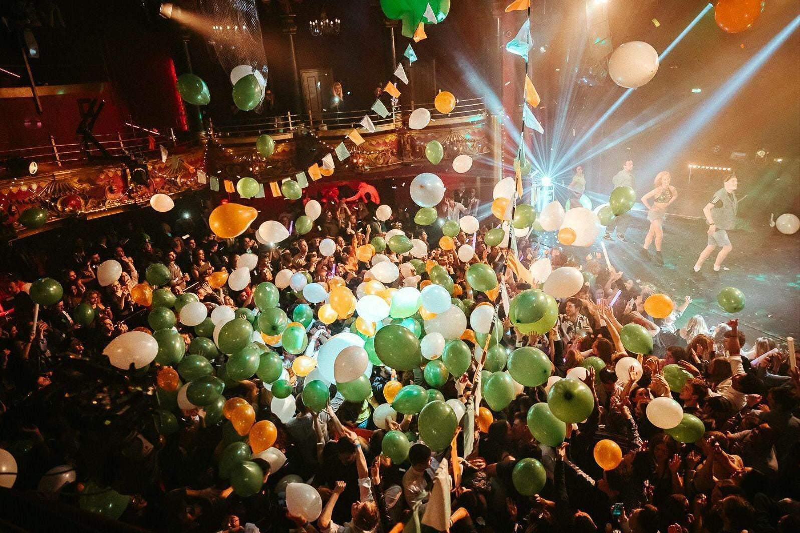 St Patricks Day things to do in London this month