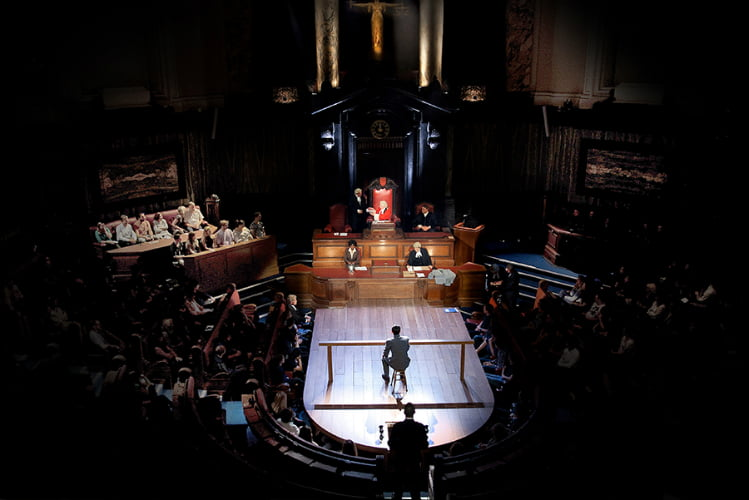 Witness for the Prosecution - London theatre shows