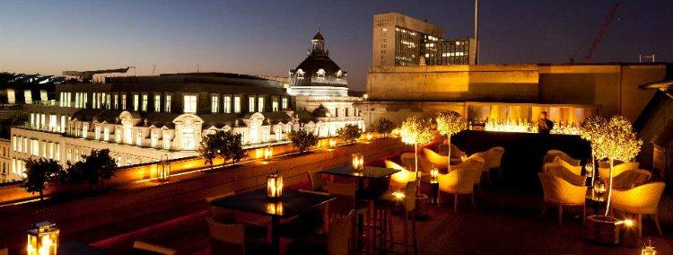 Aqua Kyoto - best rooftop bars in London