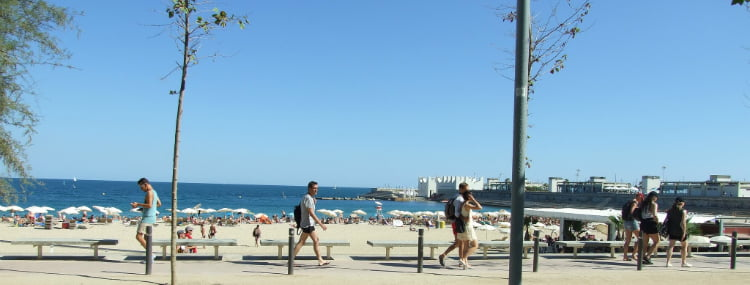 Beach - things to do in Barcelona