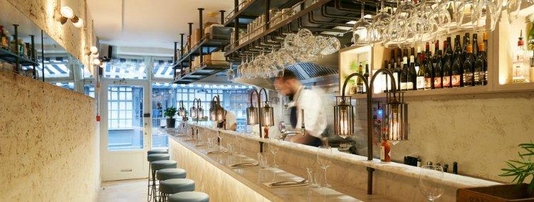 Bonnie Gull - best restaurant on every street in Soho