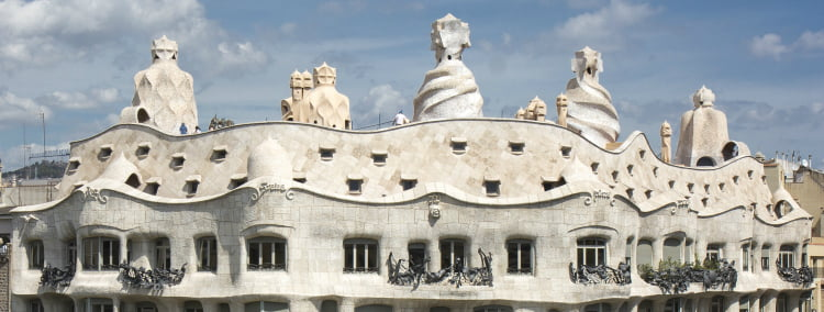 Casa Mila - things to do in Barcelona