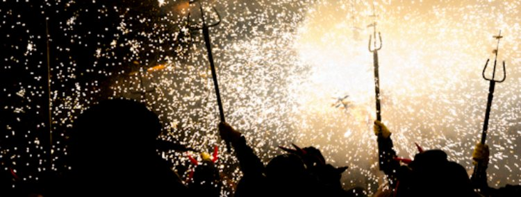 Correfoc La Merce - things to do in Barcelona
