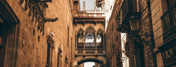 Gothic Quarter - things to do in Barcelona