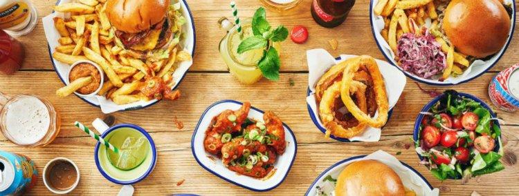 Honest Burgers - best restaurant on every street in Soho