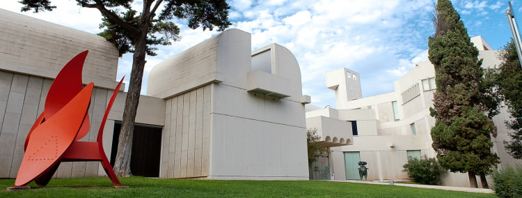 Joan Miro Museum - things to do in Barcelona