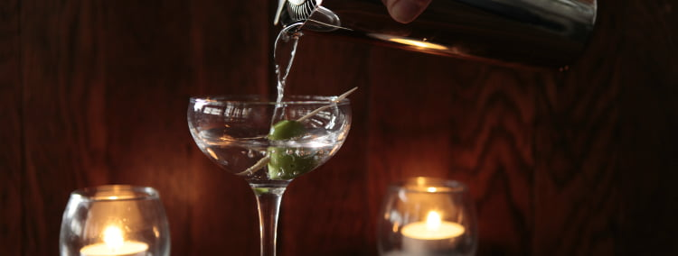 London Gin Club - best restaurant on every street in Soho