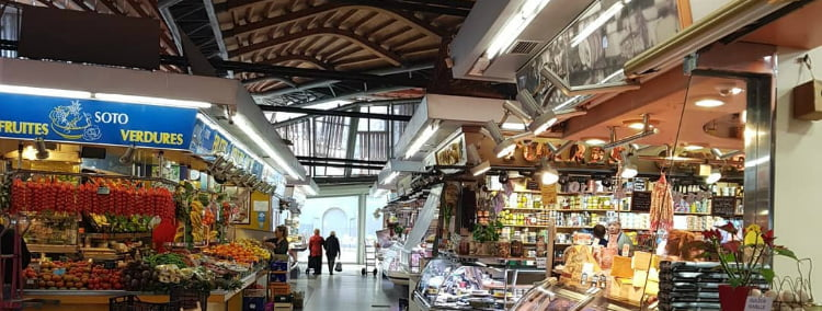 Mercat Santa Caterina - things to do in Barcelona