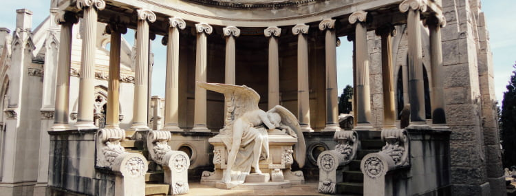 Montjuic Cemetery - things to do in Barcelona