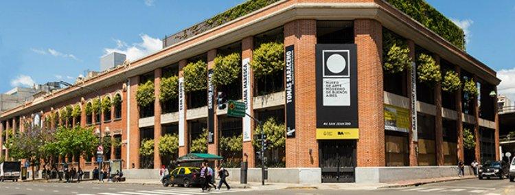 Museo de arte moderno - Buenos Aires bucket list