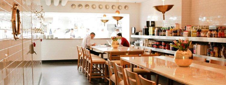 NOPI - best restaurant on every street in Soho