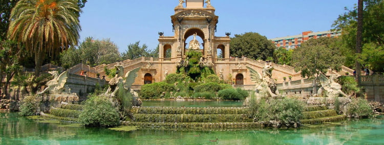 Parc de la Ciutadella - things to do in Barcelona