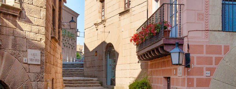 Poble Espanyol - things to do in Barcelona