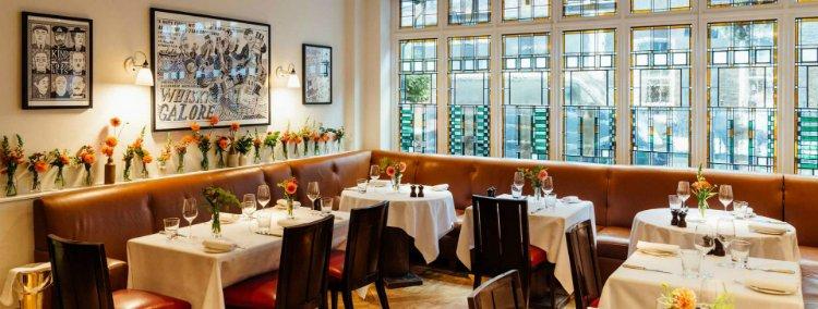 Quo Vadis - best restaurant on every street in Soho