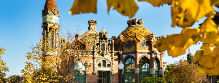 Sant Pau - things to do in Barcelona