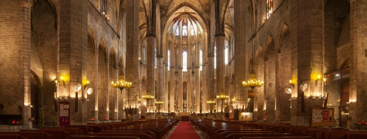 Santa Maria del Mar - things to do in Barcelona