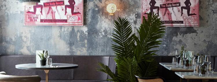 Scarlett Green - best restaurant on every street in Soho