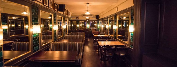 Sun and 13 Cantons - best restaurant on every street in Soho
