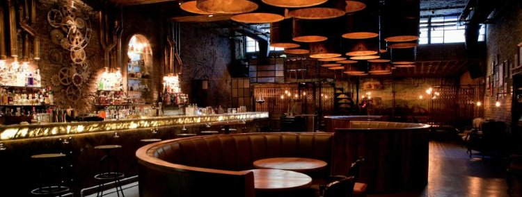 Victoria Brown Bar - Buenos Aires bucket list