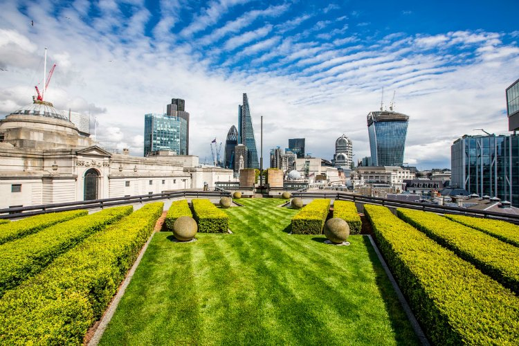 Coq d'Argent - rooftop bars in London