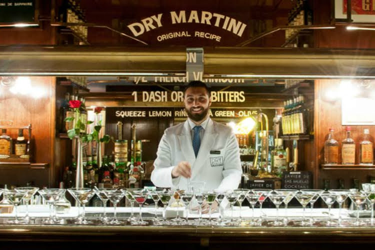 Dry Martini - best bars in Barcelona
