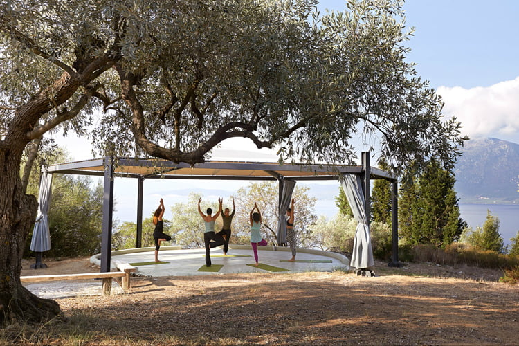 Silver Island Yoga - worlds coolest yoga retreats