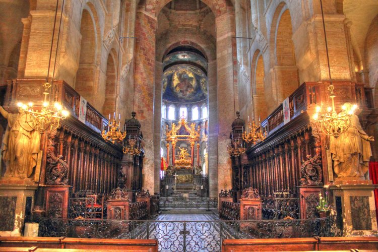 Basilique Saint Sernin - 48 hours in Toulouse
