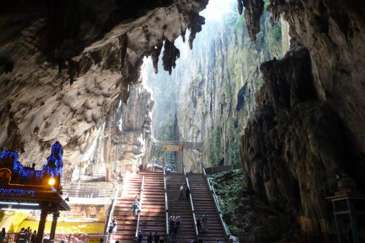 Batu Caves - visit Kuala Lumpur