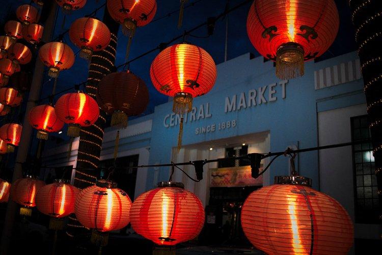Central Market - visit Kuala Lumpur