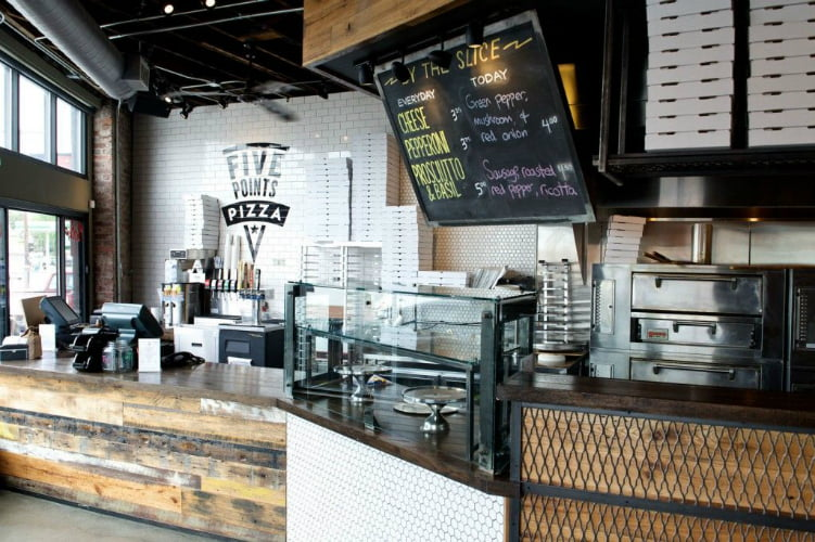 Five Points Pizza - best restaurants in Nashville