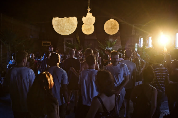 Giant Steps | Dance Under Moons And Sip Cocktails By The Canal