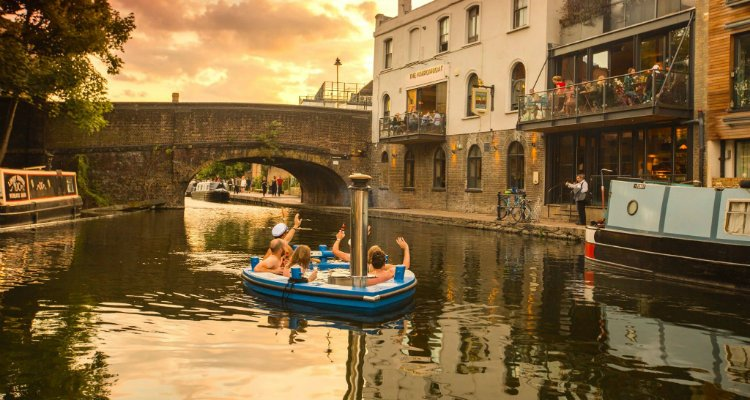 things to do in London - pop up London - Hot Tug
