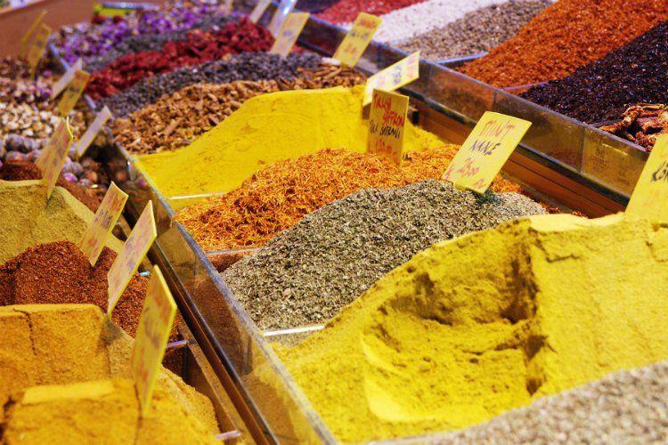 Spice Market - 48 hours in Istanbul